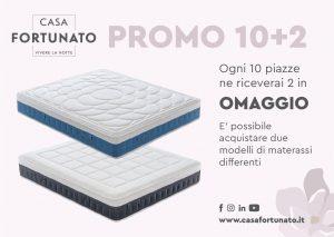 Promo Materassi 10 + 2