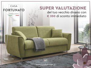 Supervalutiamo il vecchio divano